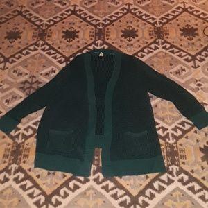 4XL Green sweater
